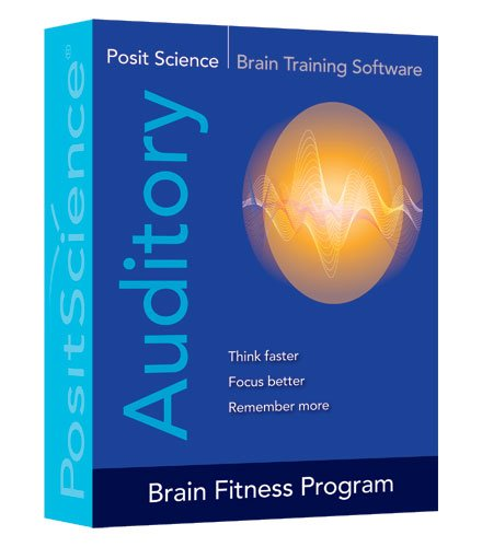 Posit Science Brain Fitness Program for Two People