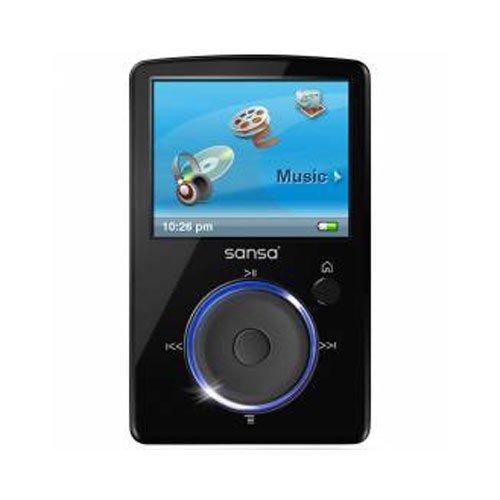 sandisk sansa fuze 4 gb video mp3 player black reviews mp3 player. Black Bedroom Furniture Sets. Home Design Ideas