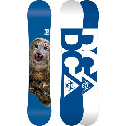 DC PBJ Snowboard (157)