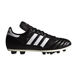 adidas Performance Men\'s Copa Mundial Soccer Cleats,Black/White,6.5 M US