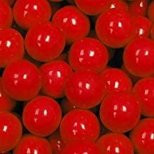 Red 1 Inch Gumballs 1LB