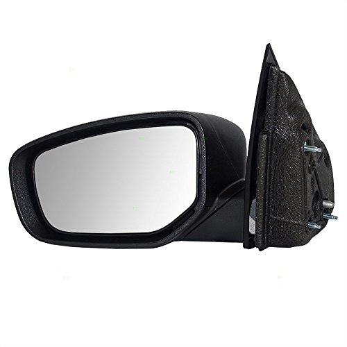 Drivers Manual Side View Mirror Textured Replacement for Dodge 68086507AE (2013 Dodge Dart Manual compare prices)