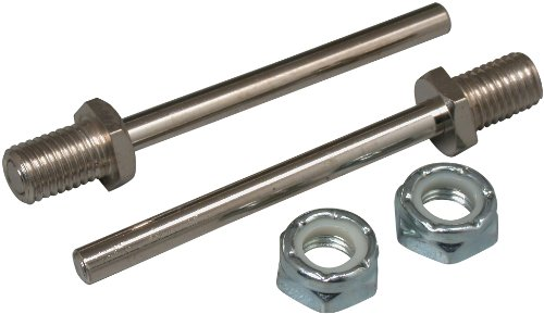 Great Planes Bolt-On Axle (2-Piece), 2 x 3/16""