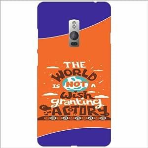Oneplus 2 Back Cover - World Designer Cases