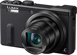 Panasonic Lumix DMC-TZ61EG-K Travellerzoom Kompaktkamera (18 Megapixel, 30-fach opt. Zoom, 7,6 cm (3 Zoll) LCD-Display, Full HD, WiFi, USB 2.0) schwarz