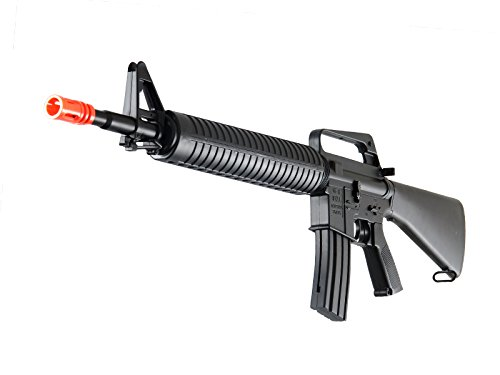 BBTac M16-A1 Vietnam Model Spring Action Assault Rifle