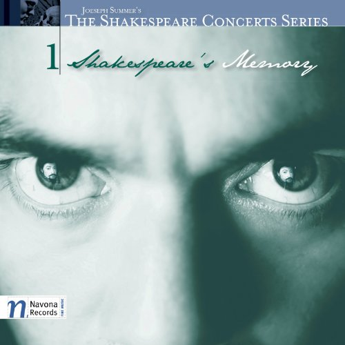 Buy The Shakespeare Concerts Series: Shakespeare's Memory From amazon