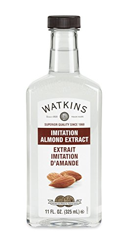 Watkins All Natural Extract, Imitation Almond, 11 Ounce  (Packaging may vary) (Almond Extract Watkins compare prices)