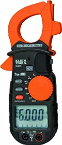 Klein Tools CL2200 600A AC/DC True RMS Clamp Meter at Sears.com