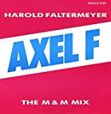 Harold Faltermeyer Axel F - M&m Mix 1984 UK 12