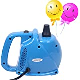 Signstek Electric Portable Household Air Blower Electric Balloon Air Pump Inflator With 15000pa Single Nozzle...