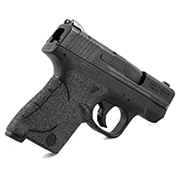 TALON Grips 705G for Smith and Wesson M&P Shield 9mm/.40, Black Granulate