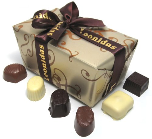 Leonidas Belgian Chocolates: 1 lb General Assortment