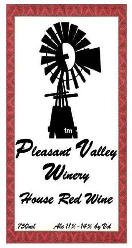 2010 Pleasant Valley House Red 750 Ml