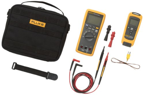 Fluke Flk-T3000 Fc Kit Wireless Basic Kit With T3000 K-Type Thermocouple Thermometer
