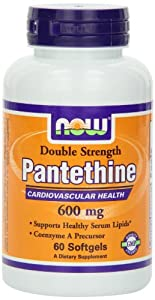 Pantethine (600 mg)