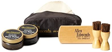 Best Shoe Care Kit For Allen Edmonds