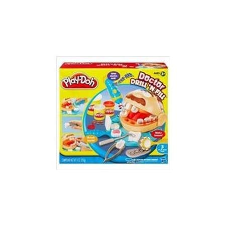 Play-Doh Doctor Drill 'n Fill Play Set Includes Everything your Little One Will Need (Play Doh Drill compare prices)