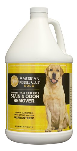 AKC GOLD PROFESSIONAL STRENGTH STAIN & ODOR REMOVER 128 OZ