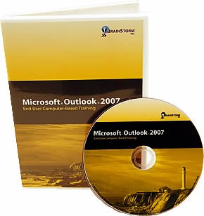 Microsoft Outlook 2007 Computer Based Training DVD Rom - Learn MS Outlook with 8 Hours of Lessons on CD That Are Well Organized From Basic to Advanced Features. Almost 200 Outlook Features Explained By an Experienced Outlook Instructor: Email, Calendar, Task List, Etc... Brush up on Your Computer Software Skills with CBT Training