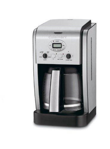 Cuisinart Coffee Maker Charcoal Filter Instructions : Awardpedia - Cuisinart DCC-2600 Brew Central 14-Cup Programmable Coffeemaker with Glass Carafe