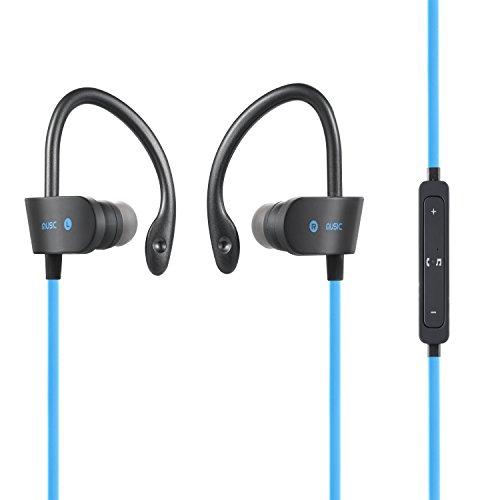 Bluetooth Sport-Kopfhörer, Magic UA Bluetooth 4.1Wireless Sport Kopfhörer Headset mit Mikrofon und APTX für iPhone 6S 6S Plus 66PLUS 55C 5S 4S und andere Android Handys