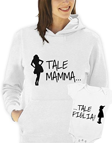 Sudadera-con-capucha-y-body-da-de-la-madre-tale-madre-esta-filial-hombre-mujer-todas-las-tallas-S-M-L-XL-Camiseta-by-tshirteria-XXL-blanco-TallaSmall-donna-18-24-mesi