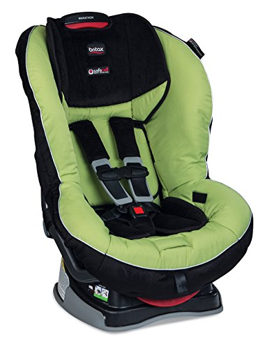 Britax Marathon G4.1 Convertible Car Seat, Kiwi front-673912