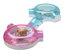 Zhu Zhu Pet Hamster for Sale - Zhu Zhu/Go Go Pets Hamster Funhouse (Hamsters Sold Separately) :  toys for kids toys go go pets hamster zhu zhu hamster