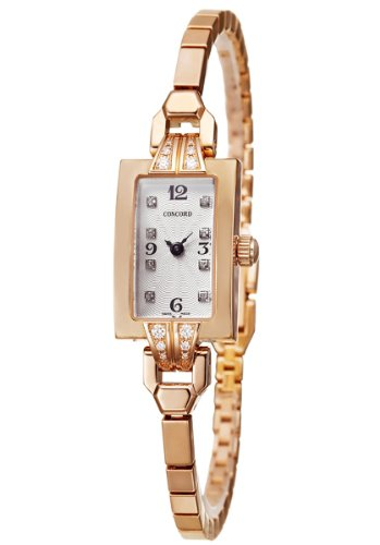 Concord Soiree Square Women's Quartz Watch 0311741