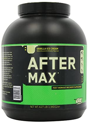 Optimum Nutrition After Max Post-Workout Maximum Recovery