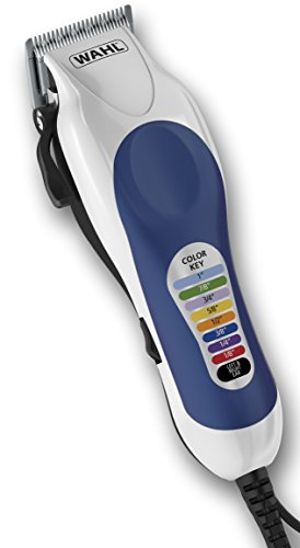 Wahl Color Pro Complete Hair Cutting Kit #79300-400T
