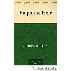Ralph the Heir (English Edition)
