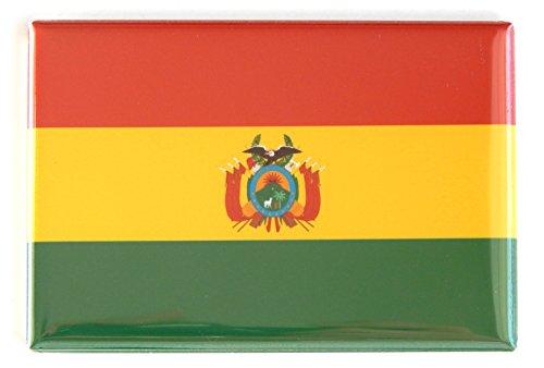 Flag of Bolivia Fridge Magnet (Bolivia Refrigerator compare prices)