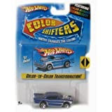 "Hot Wheels Color Shifters ""57 Chevy Purple/Blue Car"
