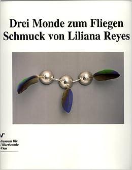 Drei Monde zum Fliegen Schmuck von Lilian Reyes: Museum