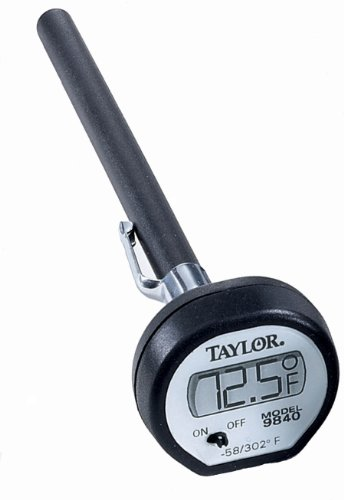 Taylor Digital Instant-Read Pocket Thermometer