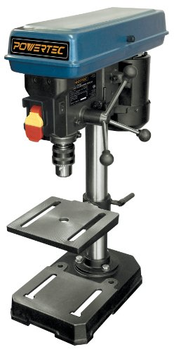 POWERTEC DP801 Baby Drill Press, 5-Speed (8 Inch Drill Press compare prices)