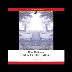 Cold Is the Grave Audiobook