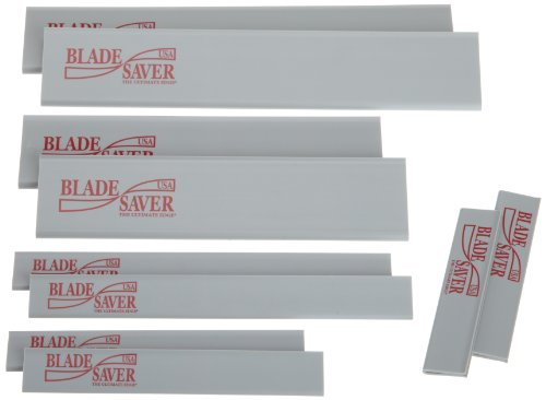 The Ultimate Edge BS10 10-Piece Blade Saver Set