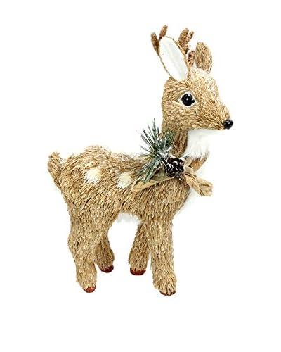 Decoracion Navideña Figura Navidad Ciervo