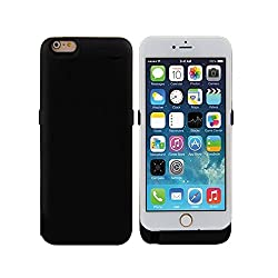 POWER HOUSE CHARGE CASE FOR IPHONE 6 PLUS / 6S PLUS - 10,000 MAH JUICE CASE WITH BUILTIN STAND