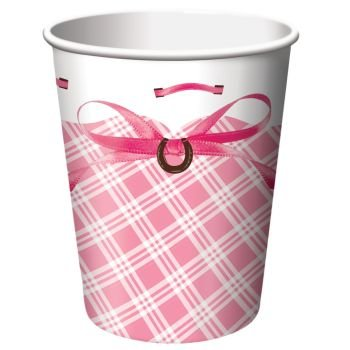 Heart My Horse Hot/Cold Cup 9oz (8) Birthday Party Supplies