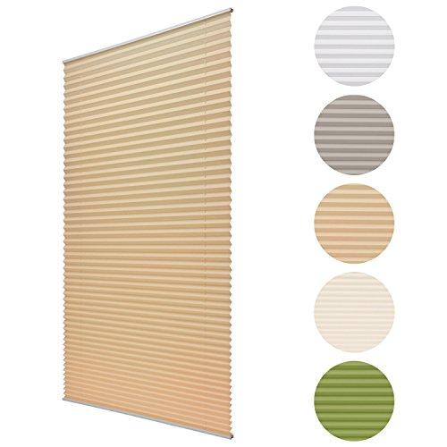 sol-royalr-plissee-soldecor-p25-45x100-cm-beige-creme-klemm-fix-ohne-bohren-plissee-rollo-jalousie-f