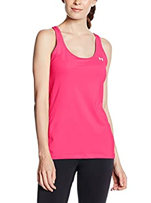 Under Armour Top Fitness Hg Racer (Fucsia)