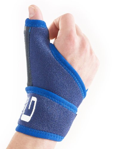 Neo G MEDICAL GRADE THUMB BRACE 'breathable design' + removable metal splint