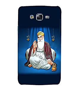 printtech Lord God Waheguru Back Case Cover for Samsung Galaxy Core 2 G355H