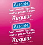 144 PASANTE REGULAR Condoms - CE/Kite Marked