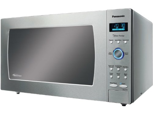 Pizza In Microwave Oven