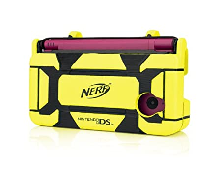 PDP Nerf Dual Armor for DSL & DSi - Yellow